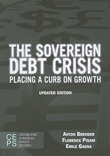 9789461383372: The Sovereign Debt Crisis: Placing a Curb on Growth