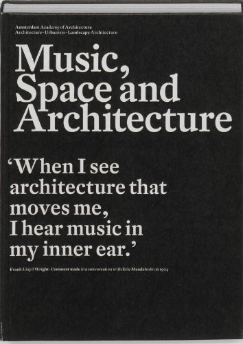9789461400055: Music, Space And Architecture