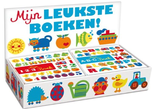 9789461443359: Display mijn ABC & 123 boek