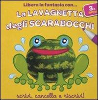 9789461513908: La lavagnetta degli scarabocchi. Rana. Con gadget