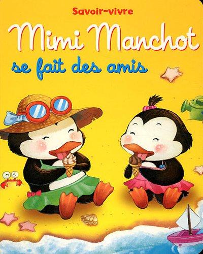 Mimi manchot se fait des amis: n/a