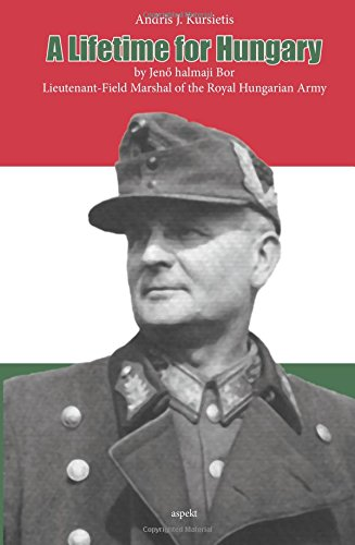 9789461535511: A lifetime for Hungary