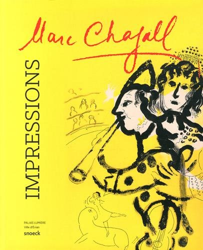 9789461611567: Chagall Impressions