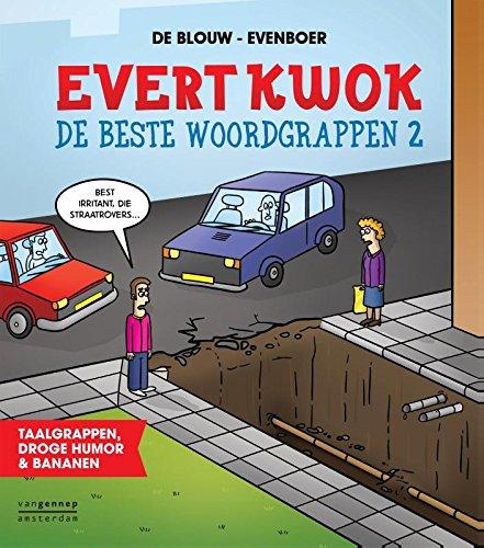 9789461643377: De beste woordgrappen (Evert Kwok)