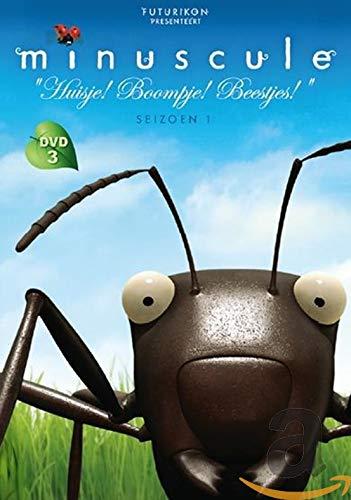 9789461873125: Minuscule : la vie priv�e des insectes - Saison 1, DVD 3 - version longue