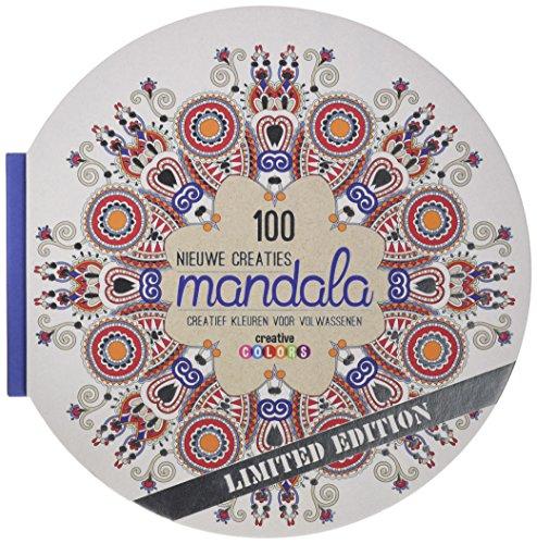 9789461887726: 100 nieuwe creaties mandala: creatief kleuren voor volwassenen limited edition (Creative colors)