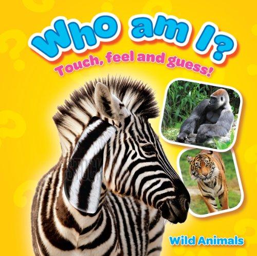9789461950413: Who am I? Wild Animals