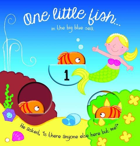 One Little Fish (Window Bath Book)
