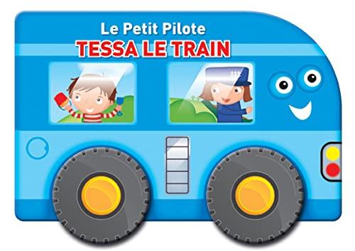 9789461957726: Tessa le train