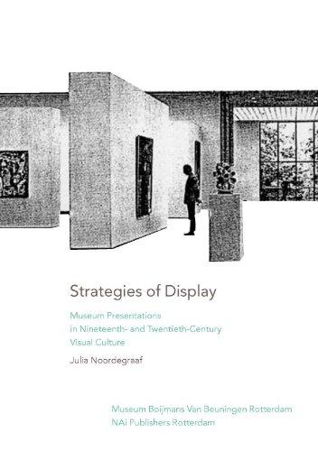 9789462080270: Strategies of display: museum presentation in nineteenth- and twentieth-century visual culture