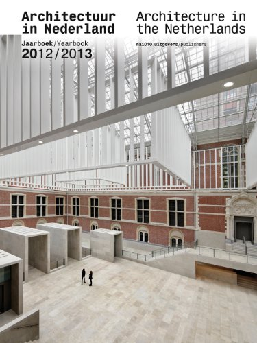 9789462080430: Architecture in the Netherlands: Yearbook 2012/2013