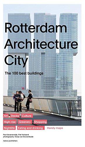 9789462082304: Rotterdam Architecture City