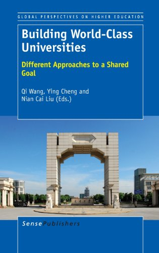 9789462090330: Building World-Class Universities: Different Approaches to a Shared Goal