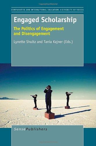 9789462092884: Engaged Scholarship: The Politics of Engagement and Disengagement