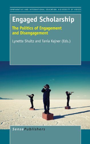 9789462092891: Engaged Scholarship: The Politics of Engagement and Disengagement