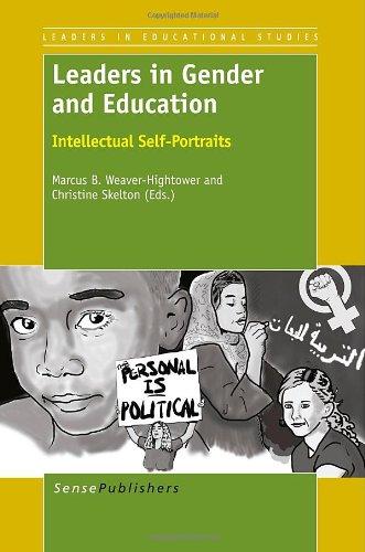 9789462093034: Leaders in Gender and Education: Intellectual Self-Portraits (Leaders in Educational Studies)