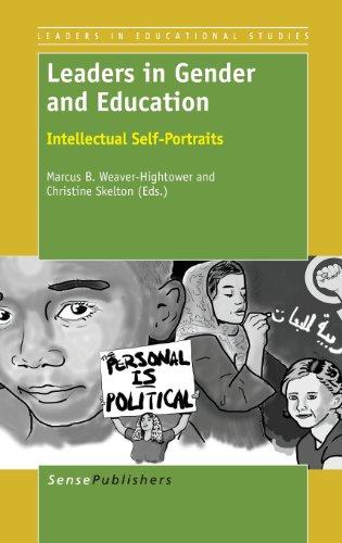 9789462093041: Leaders in Gender and Education: Intellectual Self-Portraits (Leaders in Educational Studies)