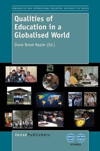 9789462096486: Qualities of Education in a Globalised World (The World Council of Comparative Education Societies)