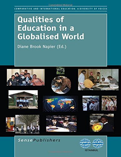 9789462096493: Qualities of Education in a Globalised World (World Council of Comparative Education Societies)