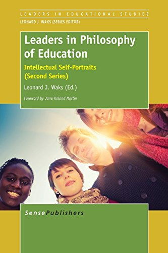 9789462097568: Leaders in Philosophy of Education: Intellectual Self-Portraits (Second Series) (Leaders in Educational Studies)