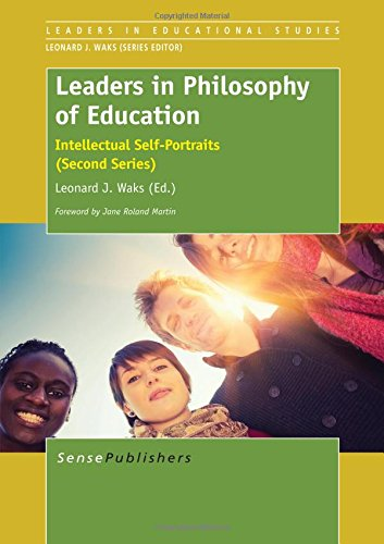 9789462097575: Leaders in Philosophy of Education: Intellectual Self-Portraits (Second Series)
