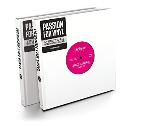 Passion For Vinyl: 1 (includes 7inch vinyl): Robert Haagsma