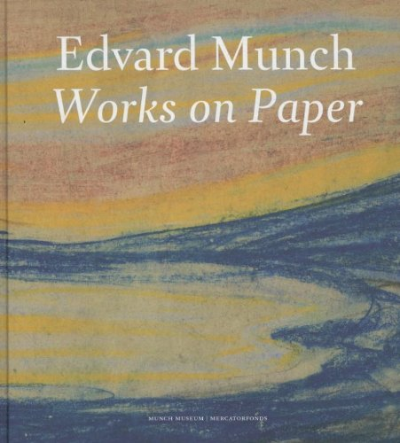 9789462300286: Edvard Munch: Work on Paper
