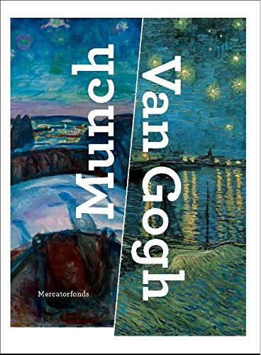 9789462300798: Munch - Van Gogh