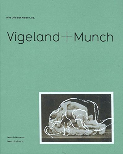 9789462300989: Vigeland and Munch: Behind the Myths
