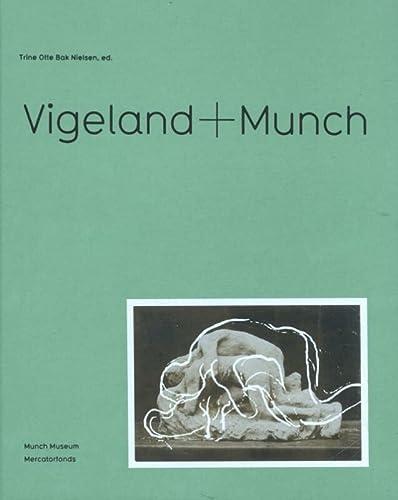 9789462300989: Vigeland + Munch: behind the myths
