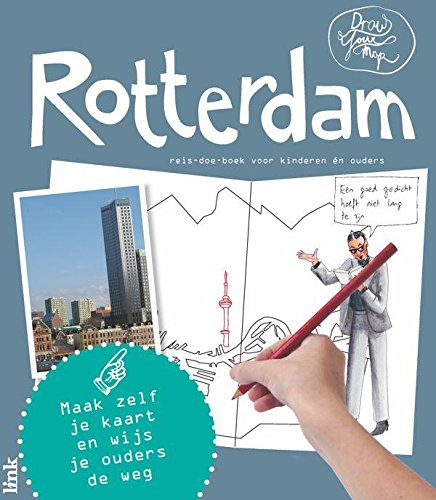 9789462322028: Rotterdam (Draw Your Map)