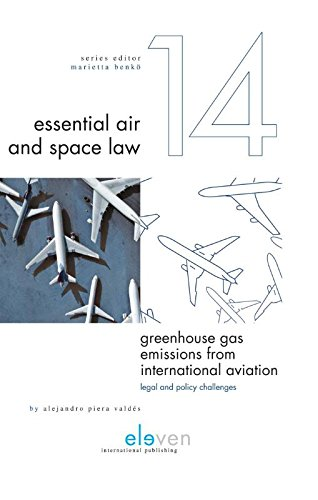 Greenhouse Gas Emissions from International Aviation: Legal and Policy Challenges (Essential Air ...