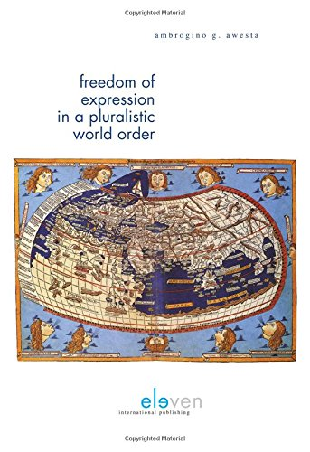 9789462365322: Freedom of Expression in a Pluralistic World Order
