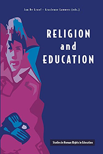 9789462401310: Religion and Education (Studies in Human Rights in Education)