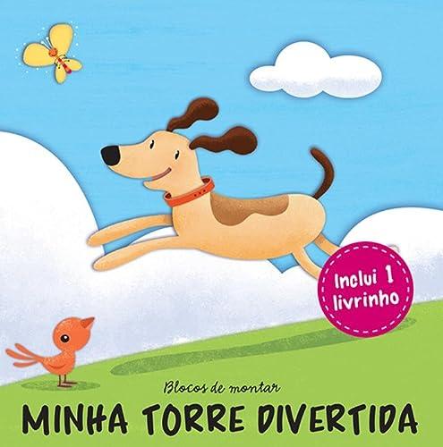 9789462446663: Minha Torre Divertida. Blocos de Montar (Em Portuguese do Brasil)