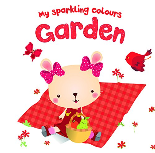 Sparkling Colours: Red: Yoyo Books