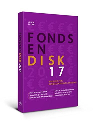 9789462491090: FondsenDisk 2017 (FondsenDisk: het overzicht van Nederlandse vermogensfondsen)
