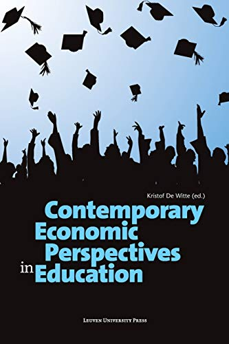 9789462700253: Contemporary Economic Perspectives in Education