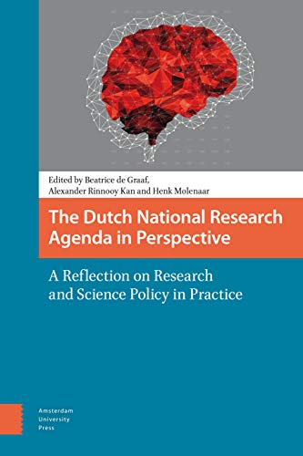 The Dutch National Research Agenda in perspective: Beatrice de Graaf,