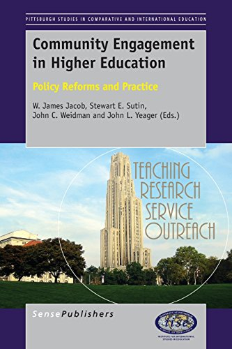 9789463000055: Community Engagement in Higher Education: Policy Reforms and Practice (Pittsburgh Studies in Comparative and International Education)
