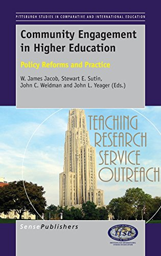 9789463000062: Community Engagement in Higher Education: Policy Reforms and Practice (Pittsburgh Studies in Comparative and International Education)