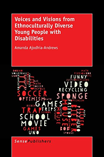 9789463002332: Voices and Visions from Ethnoculturally Diverse Young People with Disabilities