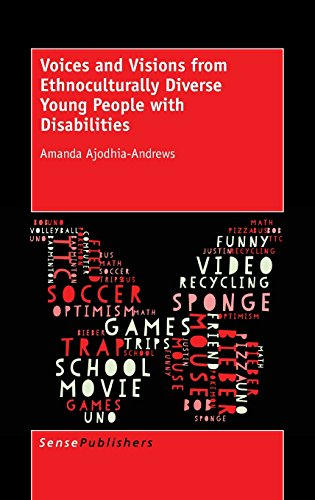 9789463002349: Voices and Visions from Ethnoculturally Diverse Young People with Disabilities