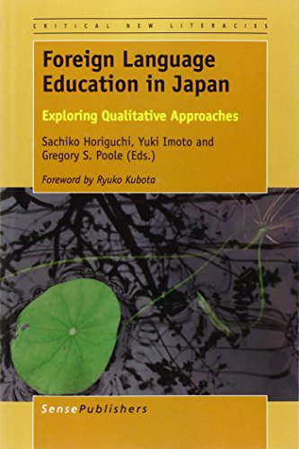 9789463003230: Foreign Language Education in Japan: Exploring Qualitative Approaches