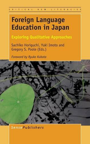 9789463003247: Foreign Language Education in Japan: Exploring Qualitative Approaches