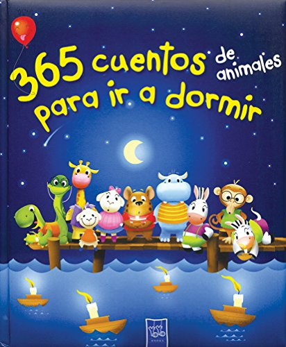 9789463043571: 365 CUENTOS DE ANIMALES PARA IR A DORMIR