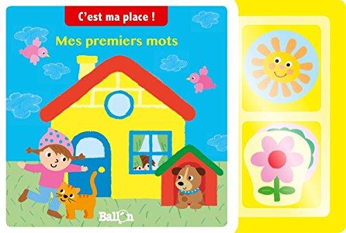 9789463070393: Mes premiers mots - Livre puzzle (C'est ma place !)