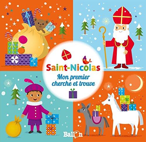 9789463073479: Mon premier cherche et trouve de la Saint Nicolas