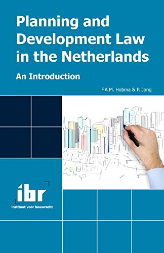 9789463150125: Planning and development law in the Netherlands: an introduction
