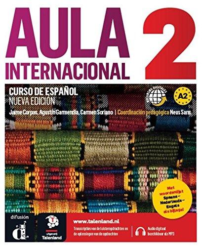 9789463250016: Aula internacional 2 Nueva edición A2 (Aula internacional 2 Nueva edición: Libro del alumno)